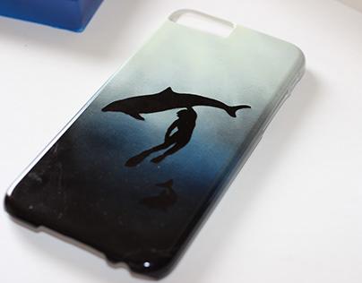 Ocean - iPhone Case Design