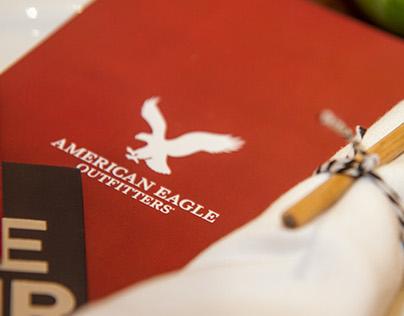 AMERICAN EAGLE THANKSGIVING DINNER 2014