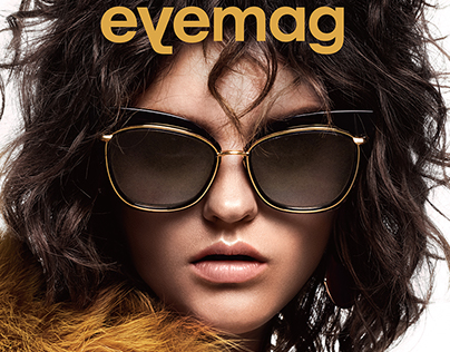 EYE Magazine Cover + Cover Story