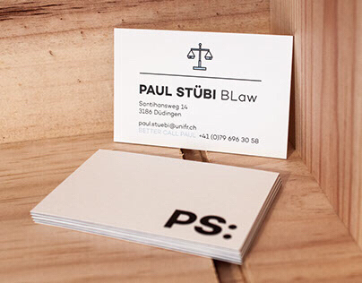 Business card just for fun ;)