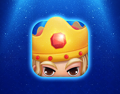 UI/UX MOBILE GAME: KING'S CARD