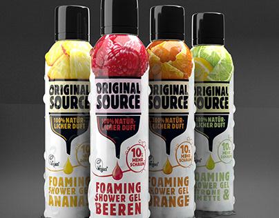 Original Source Foaming Shower Gel