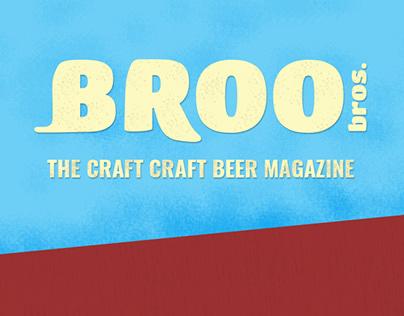 Broo Magazine Concept