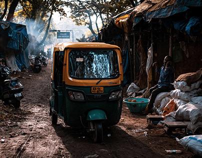 Madiwala Narratives / A Morning Walk