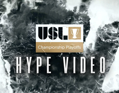 2020 USL Championship Hype Video