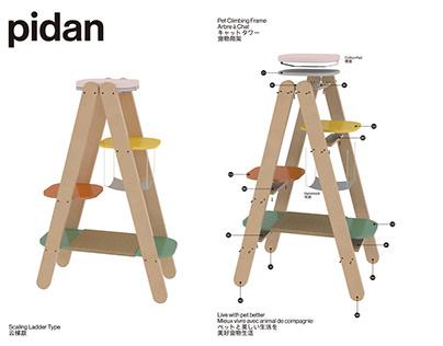Notice de montage Arbre à Chat Type Scaling Ladder