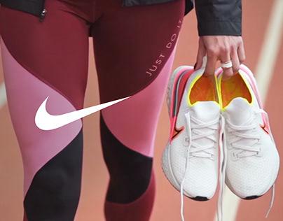 Nike React Infinity Run - Contenido Editorial