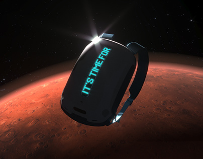 Keeback in space