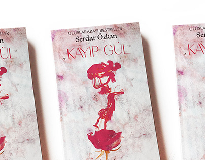 Book Cover Design | Kayıp Gül
