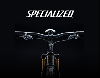 Specialized — website redesign