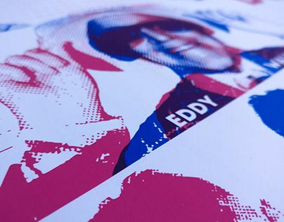 Desk Pad ⎪Offset Printed 2 Pantone Colors