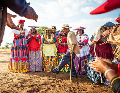 OvaHerero Culture in Namibia