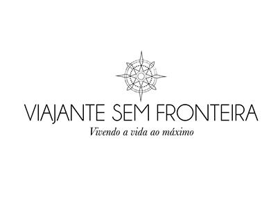 Viajante sem Fronteira Logo
