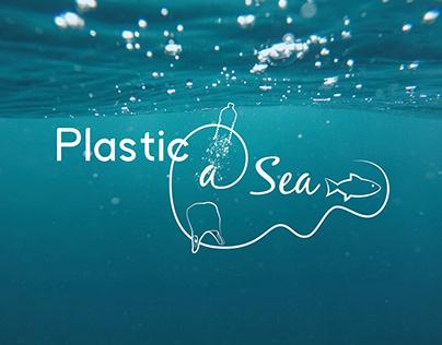 Logo creation - Plastic@Sea