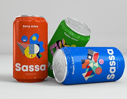 Sassa - Branding and Packaging Design