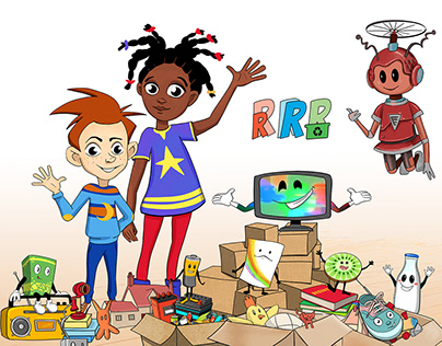 Heroes del reciclaje