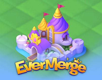 EverMerge (Props - 3D models)