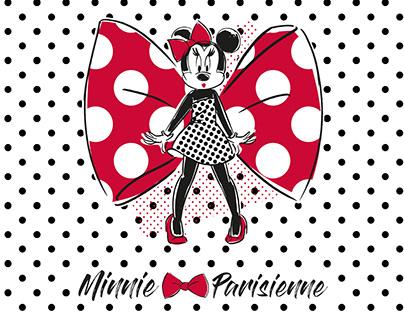 Minnie Parisienne - Disneyland Paris