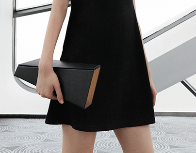 Stealth Clutch for UNITED NUDE