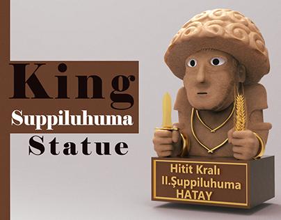 Hittite King Suppiluliuma