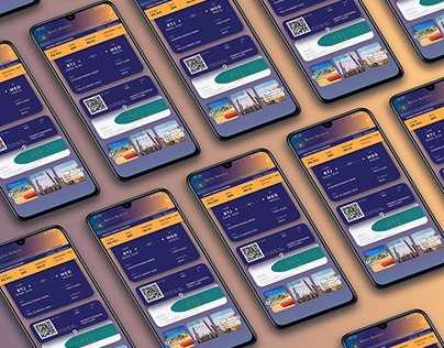 Boarding Pass for Mobile Application