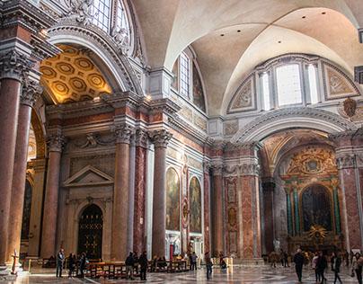 Basilica di S. Maria degli Angeli e dei Martiri - Roma
