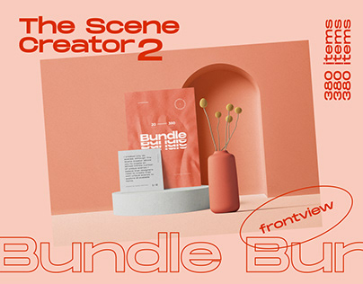The Scene Creator 2 / frontview