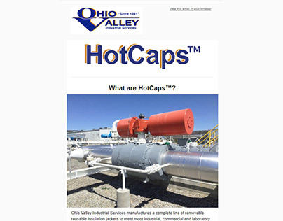 Email Campaigns - Ohio Valley Industrial Services