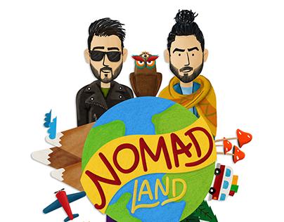 NomadLand Podcast - Cover
