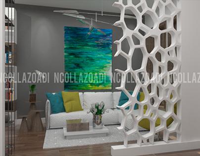 10/2017 Interior Design Living Rooms - Vaughan, Canada