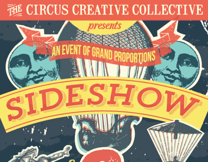 The Sideshow Handbill