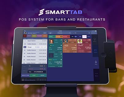 SmartTab: Cloud-Based Venue Management System