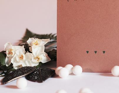 Invitaciones y accesorios para bodas
