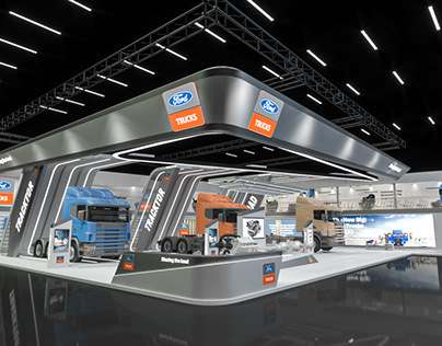 Ford Exhibition Stand