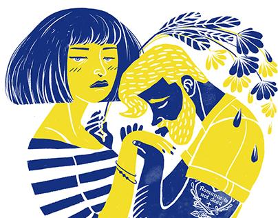 Fuori moda | Illustration