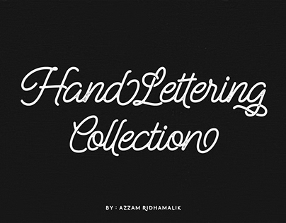 Hand Lettering Collection Vol. 1