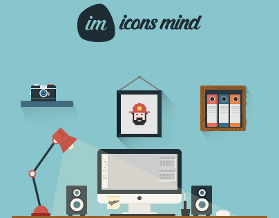 - Icons Mind - Color Pack -