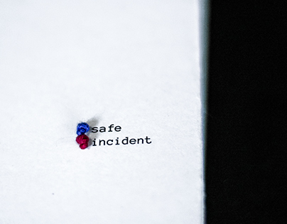 safe/incident artist book