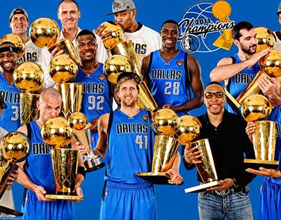 2010-11 Championship Season of the Dallas Mavericks