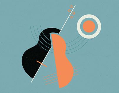 Illustration - Brasil Orquestral