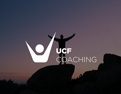 """Brand Identity design for """"UCF Coaching"""""""