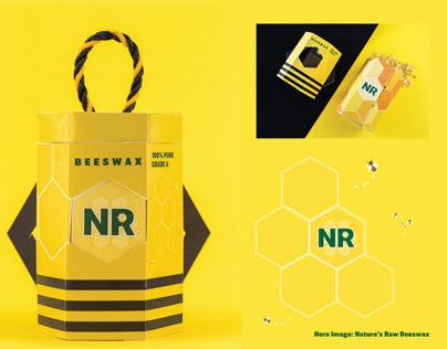 NR Beeswax Packaging