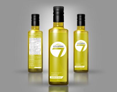 Oleumm 7 - Packaging