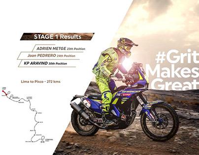 Bike brands - Social media posts