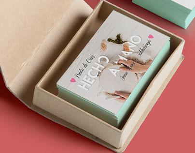 Craft business card design