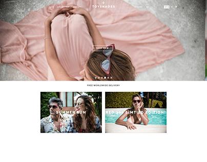 Shopify Sunglass Shop