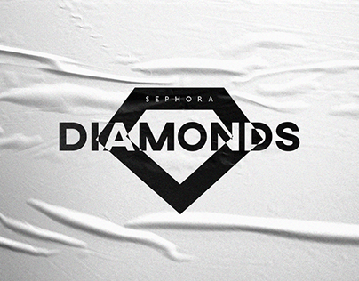 Sephora Diamonds | Branding - Desafio EDB