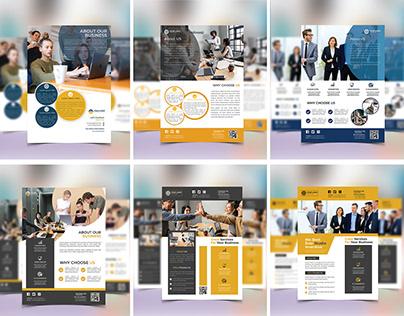 Flyer Design Bundle