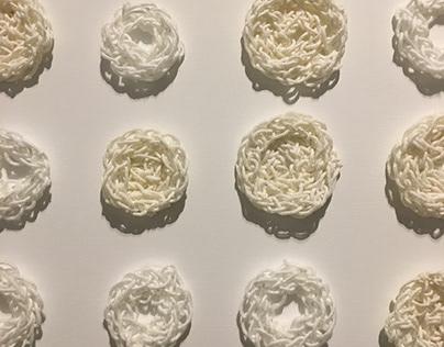 SIDE DISH - Fiber Art | 2019