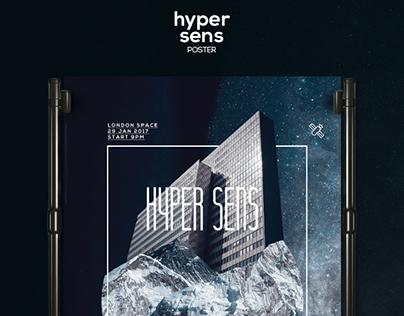 Hyper Sens Poster